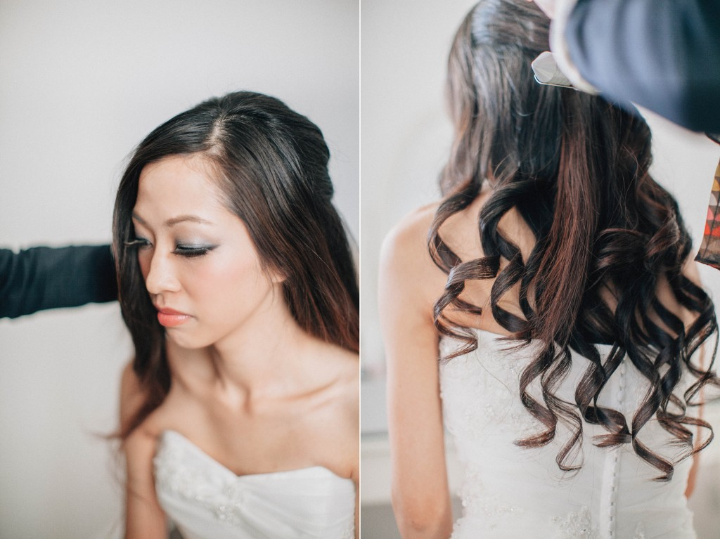 nicholas-lau-nicholau-weddings-london-film-photography-beautiful-pretty-blog-first-wedding-love-cute-white-dress-chinese-asian-preparing-hair-makeup-bride