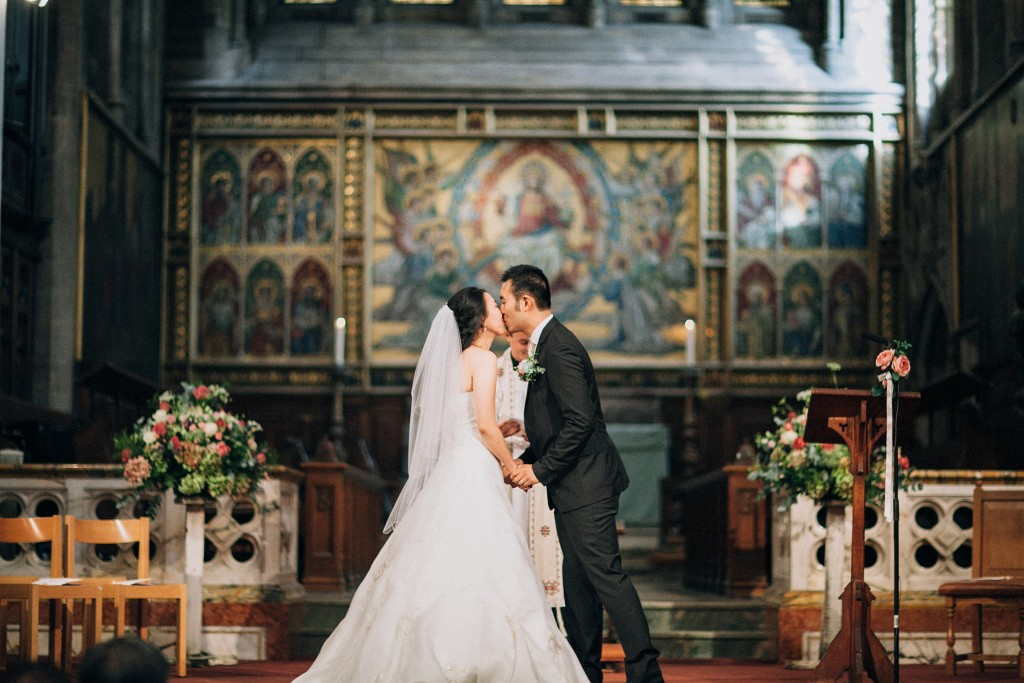 nicholas-lau-nicholau-weddings-london-film-photography-beautiful-pretty-blog-first-wedding-love-cute-white-dress-chinese-asian-you-may-now-kiss-the-bride-sealed-with-a-kiss