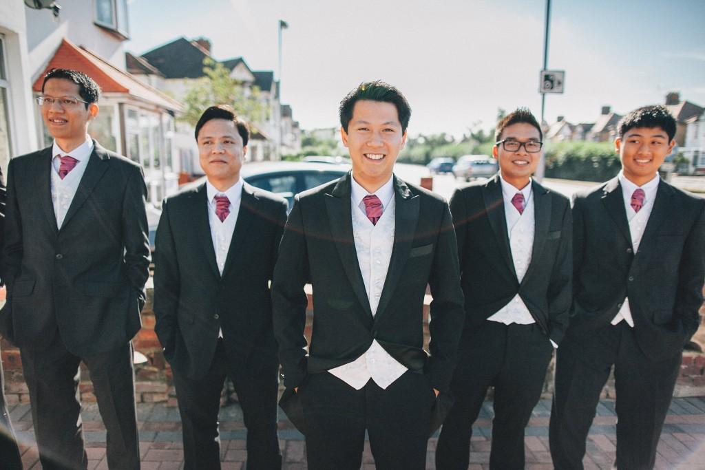 nicholas-lau-nicholau-weddings-london-world-global-film-photography-beautiful-pretty-blog-first-wedding-love-cute-white-dress-chinese-asian-groom-grooms-men-party-stag-suit-tuxedo