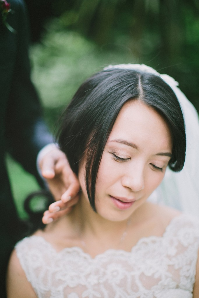 nicholas-lau-nicholau-weddings-london-film-photography-beautiful-pretty-blog-first-wedding-love-cute-white-dress-chinese-asian-indian-interracial-hand-on-cheek-groom-and-bride