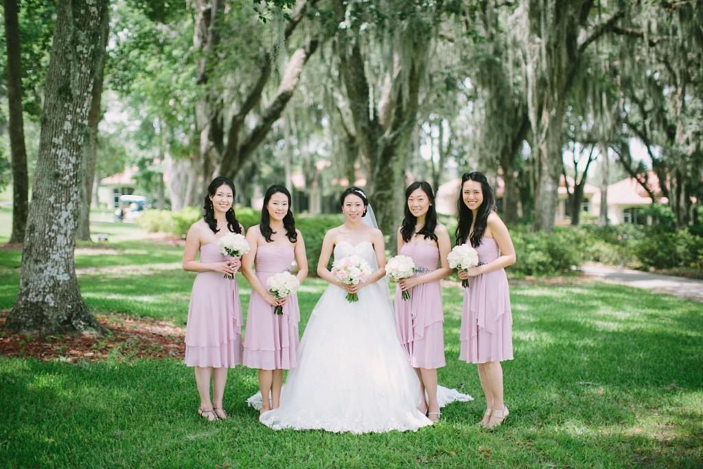 nicholas-lau-nicholau-weddings-london-film-photography-beautiful-pretty-blog-florida-wedding-love-cute-white-dress-chinese-korean-asian-bride-bridal-party-ourdoors-summer-purple-dresses