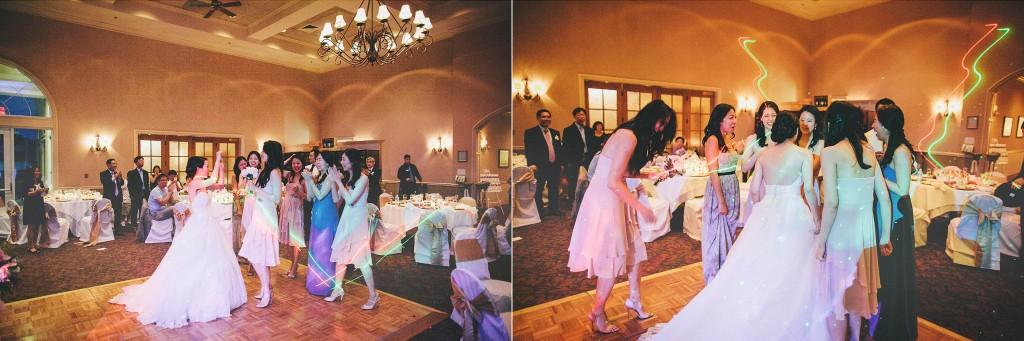 nicholas-lau-nicholau-weddings-london-film-photography-beautiful-pretty-blog-florida-wedding-love-cute-white-dress-chinese-korean-asian-bride-toss-the-bouquet-reception-laser-lights-