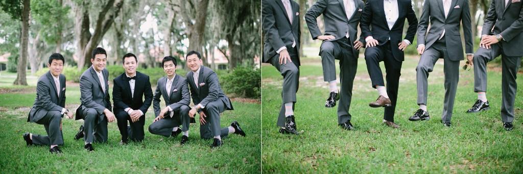 nicholas-lau-nicholau-weddings-london-film-photography-beautiful-pretty-blog-florida-wedding-love-cute-white-dress-chinese-korean-asian-groom-grooms-men-squatting-outside-socks