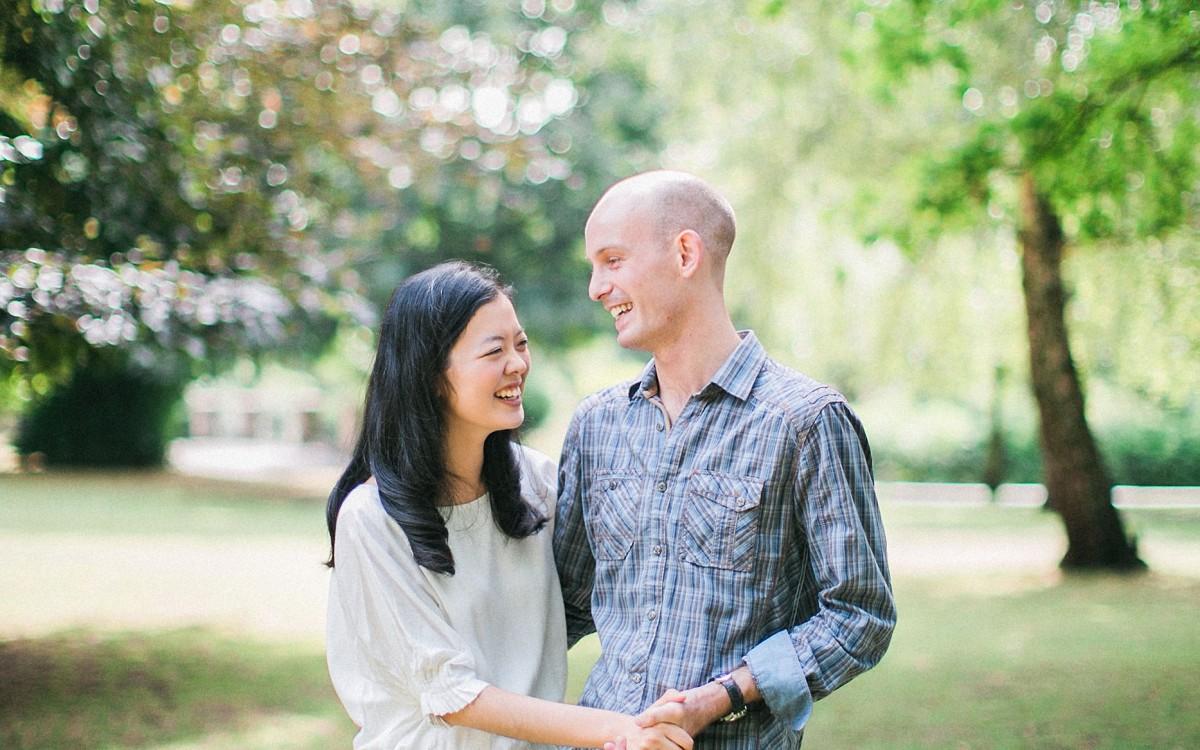 Chin Hwa and Paul
