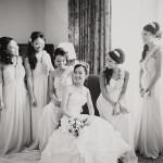 nicholas-lau-nicholau-london-film-photography-chinese-asian-wedding-black-white-bridal-party-dresses-hotel-tiara