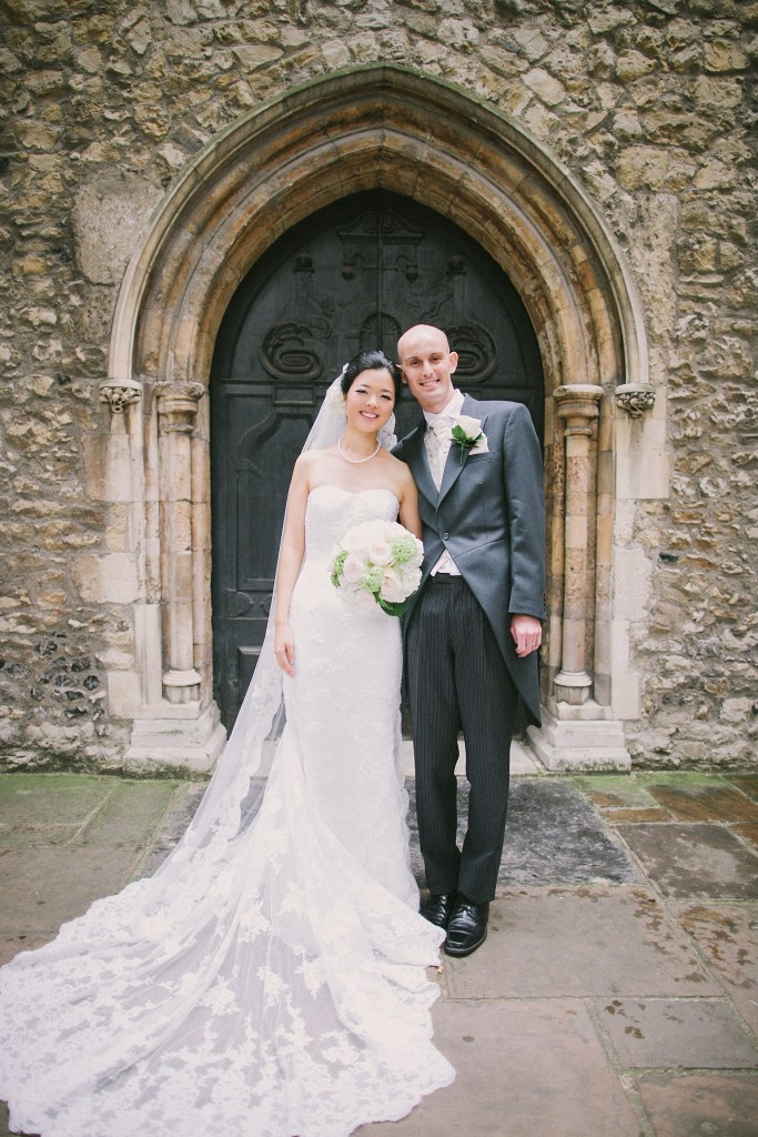 nicholau-nicholas-lau-interracial-wedding-gothic-church-arch-door-bride-groom-korean-white-goregous-beautiful-cathedral-viel