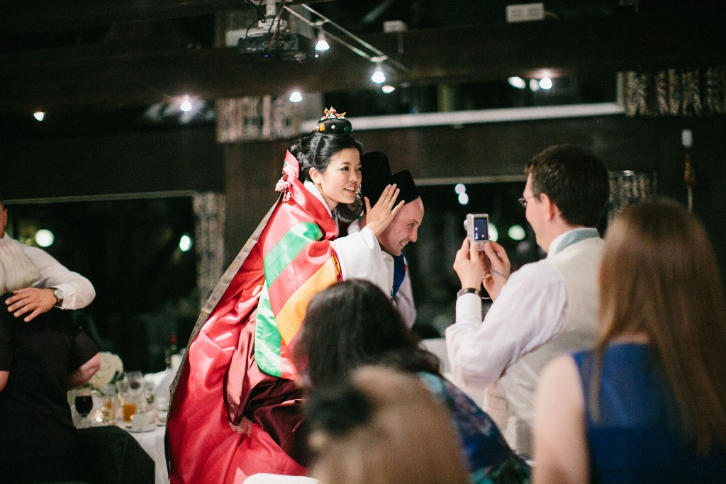 nicholau-nicholas-lau-interracial-wedding-hanbok-paebaek-piggy-back-ride-bride-groom-fun