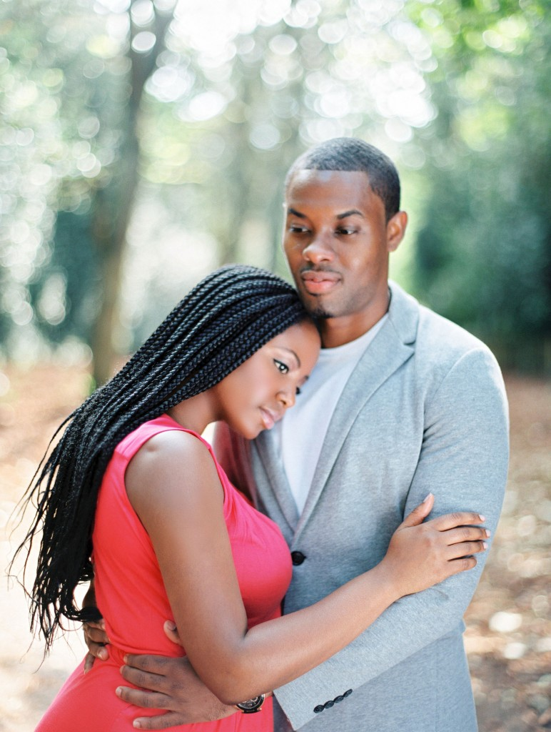 nicholau-nicholas-lau-photography-couples-session-pre-wedding-engagement-love-african-london-braids-head-on-chest-grey-blazer