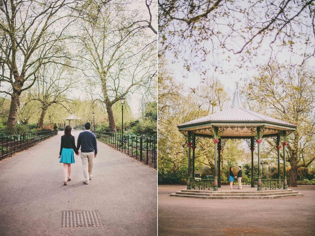 nicholas-lau-nicholau-engagement-spring-photography-peony-and-mockingbird-chinese-couple-battersea-park-westminster-something-blue-gazebo-proposal