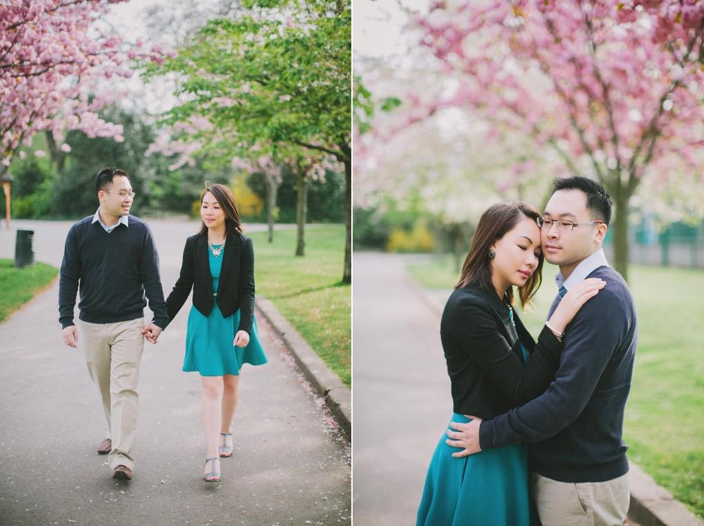 nicholas-lau-nicholau-engagement-spring-photography-peony-and-mockingbird-chinese-couple-battersea-park-westminster-something-blue-sakura-walk