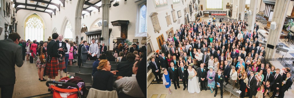 nicholas-lau-nicholau-london-weddings-fine-art-photography-leadenhall-market-st-helens-church-documentary-style-bagpipes-church-full-family-friends-sky-view-guests