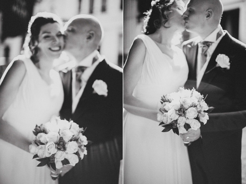 nicholas-lau-nicholau-london-weddings-fine-art-photography-leadenhall-market-st-helens-church-documentary-style-black-white-bouquet-bride-groom-tuxedo-kiss-flowers