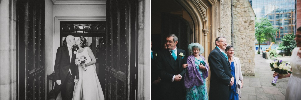 nicholas-lau-nicholau-london-weddings-fine-art-photography-leadenhall-market-st-helens-church-documentary-style-leaving-the-church-in-laws-father-in-law-mother-in-law