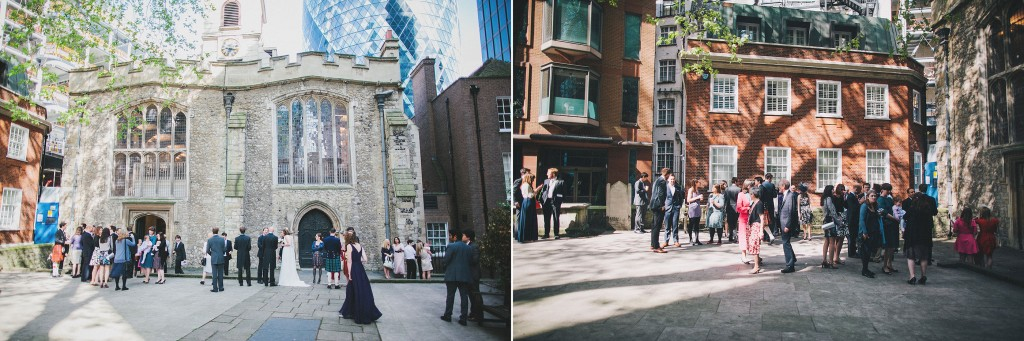nicholas-lau-nicholau-london-weddings-fine-art-photography-leadenhall-market-st-helens-church-documentary-style-outside-gherkin-old-with-new-buildings