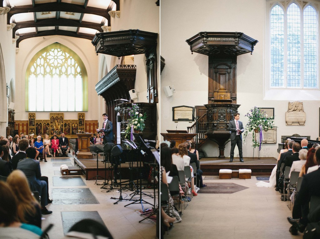 nicholas-lau-nicholau-london-weddings-fine-art-photography-leadenhall-market-st-helens-church-documentary-style-pastor-interior-pews-alter-wood-carved-beams