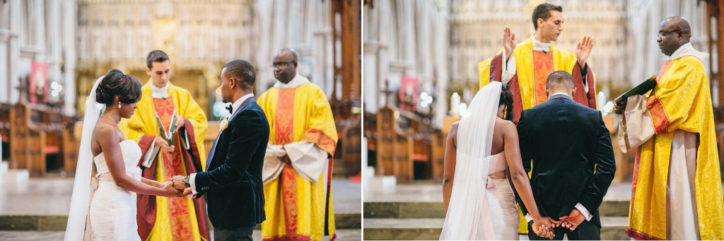 Nicholau-nicholas-lau-photography-london-uk-wedding-fine-art-film-nigerian-black-african-traditional-aisle-bride-groom-yellow-robes