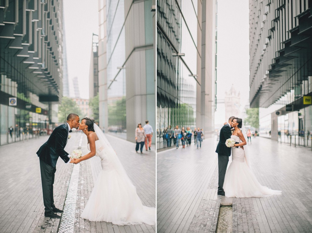 Nicholau-nicholas-lau-photography-london-uk-wedding-fine-art-film-nigerian-black-african-traditional-bouquet-kiss-