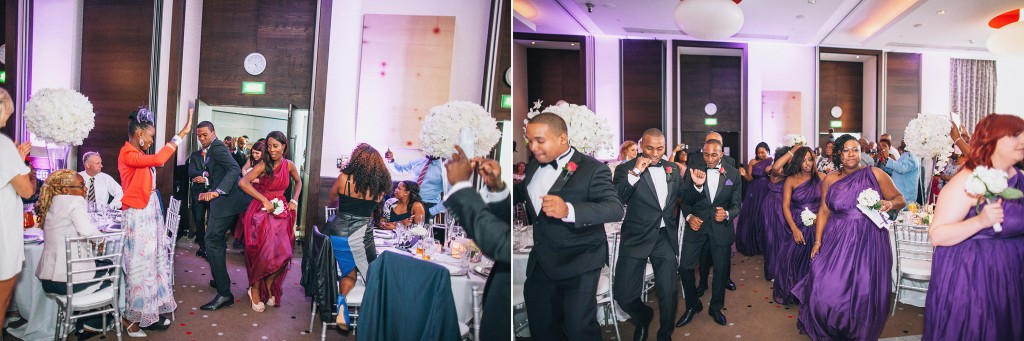 Nicholau-nicholas-lau-photography-london-uk-wedding-fine-art-film-nigerian-black-african-traditional-procession-groomsmen-bridemaids-dancing-reception