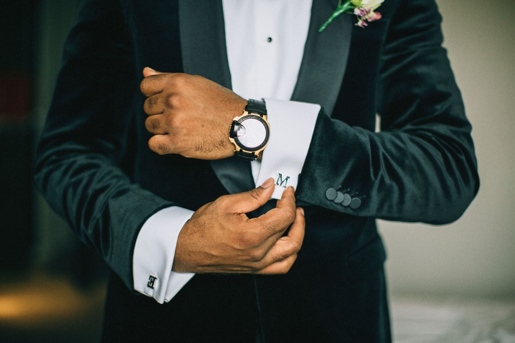 Nicholau-nicholas-lau-photography-london-uk-wedding-fine-art-film-nigerian-black-african-traditional-velvet-tuxedo-jacket-cufflinks-cuff-links-m