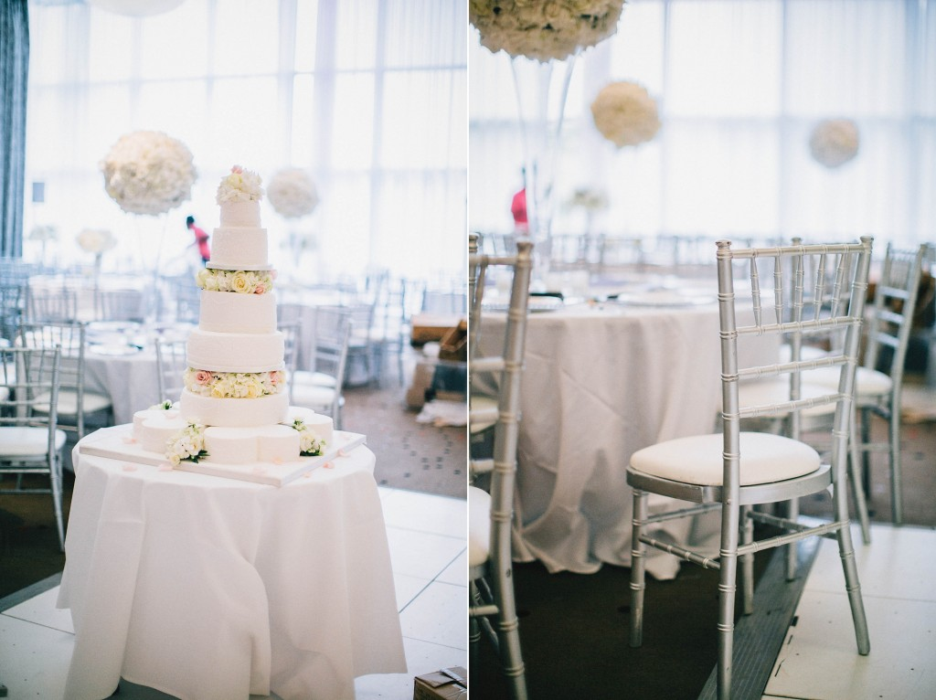 Nicholau-nicholas-lau-photography-london-uk-wedding-fine-art-film-nigerian-black-african-traditional-white-rose-wedding-cake-three-tier-silver-chair-table