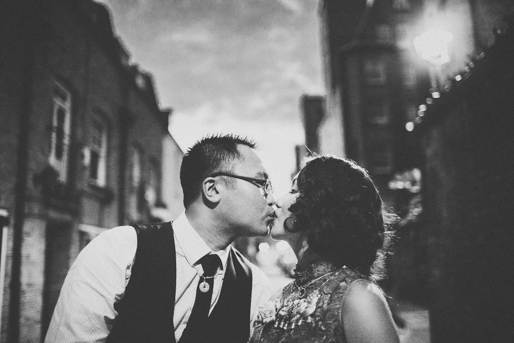 Nicholas-lau-nicholau-wedding-fine-art-film-photography-love-london-uk-chinese-asian-black-white-retro-vintage-urban-kiss-bride-groom-retro