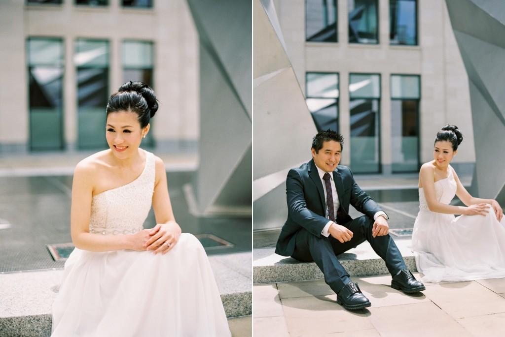 nicholas-lau-nicholau-chinese-london-uk-film-fine-art-photography-engagement-couple-pre-wedding-portra-160-400-800-fuji-contax-645-bank-side-love-architecture-lets-sit-together-suit-groom-bride
