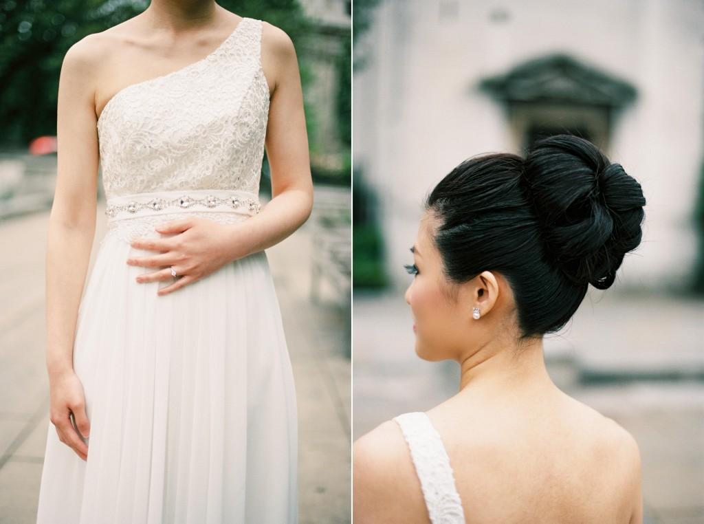 nicholas-lau-nicholau-chinese-london-uk-film-fine-art-photography-engagement-couple-pre-wedding-portra-160-400-800-fuji-contax-645-bank-side-love-architecture-one-shoulder-white-dress-gown-hair-bun-u