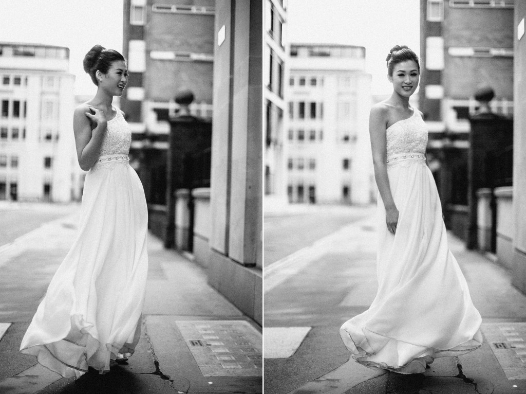 nicholas-lau-nicholau-chinese-london-uk-film-fine-art-photography-engagement-couple-pre-wedding-portra-160-400-800-fuji-contax-645-bank-side-love-black-white-spin-white-gown-dress-wind-happy