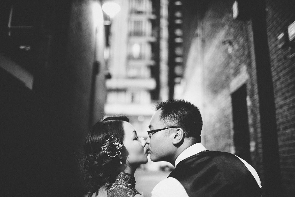 Nicholas-lau-nicholau-wedding-fine-art-film-photography-love-london-uk-chinese-asian-black-white-kiss-ally-bride-groom-glasses