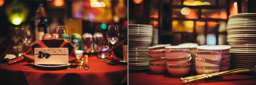 nicholau-nicholas-lau-wedding-fine-art-photography-london-chinese-asian-banquet-phoenix-red-gold-table-decorations-cups-tea