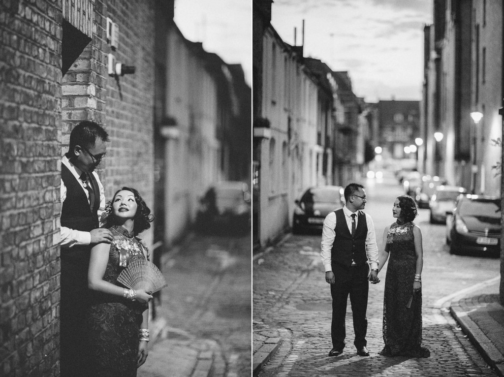 nicholau-nicholas-lau-wedding-fine-art-photography-london-chinese-asian-black-white-old-glam-hollywood-qi-pao-urban-london