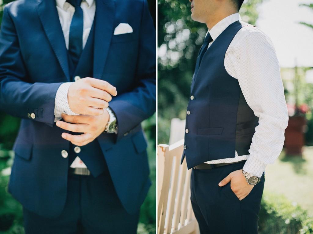 nicholau-nicholas-lau-wedding-fine-art-photography-london-chinese-asian-groom-blue-suit-cuff-links-vest-tie-pocket-square