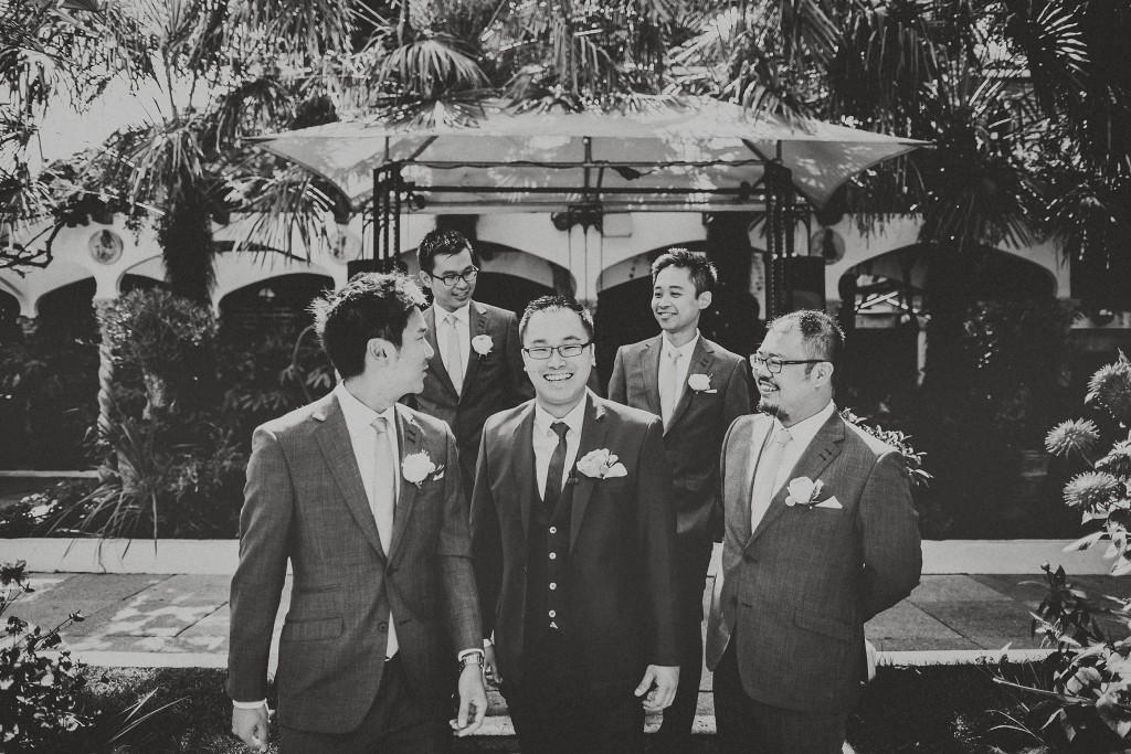 nicholau-nicholas-lau-wedding-fine-art-photography-london-chinese-asian-groom-groomsmen-black-white-group-shot