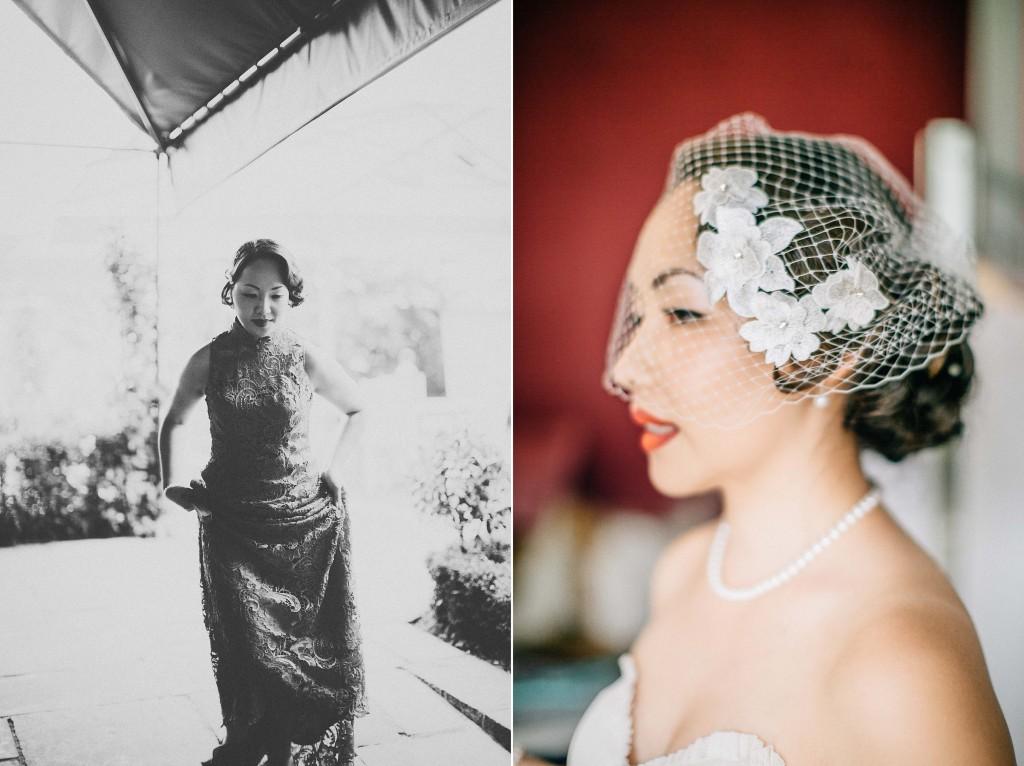 nicholau-nicholas-lau-wedding-fine-art-photography-london-chinese-asian-red-lips-bird-cage-veil