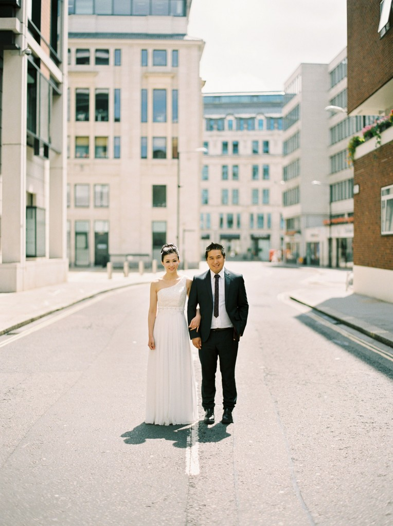 nicholas-lau-nicholau-chinese-london-uk-film-fine-art-photography-engagement-couple-pre-wedding-portra-160-400-800-fuji-contax-645-bank-side-love-architecture-walk-together-dress-gown-white-suit-bright-c