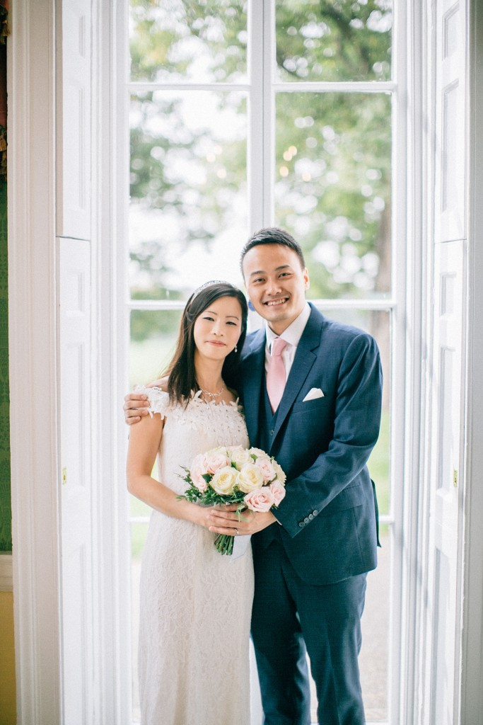 nicholas-lau-nicholau-wedding-marriage-fine-art-film-photography-blue-suit-chinese-love-dress-white-autumn-fall-leaves-bride-groom-bouquet-window-look-at-us-b