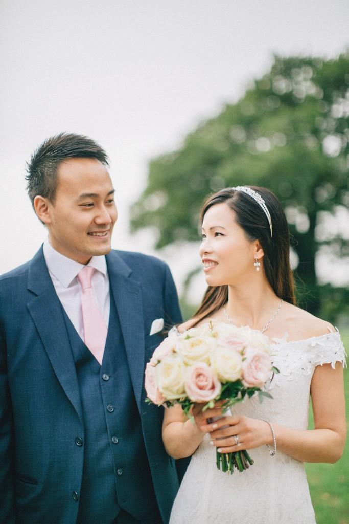 nicholas-lau-nicholau-wedding-marriage-fine-art-film-photography-blue-suit-chinese-love-dress-white-autumn-fall-leaves-bouquet-lace-windows-outdoors-b