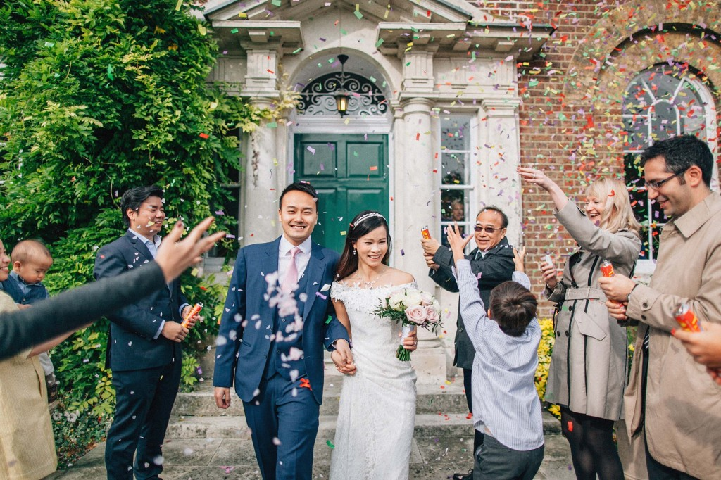 nicholas-lau-nicholau-wedding-marriage-fine-art-film-photography-blue-suit-chinese-love-dress-white-autumn-fall-leaves-confetti-just-married-mordon-c