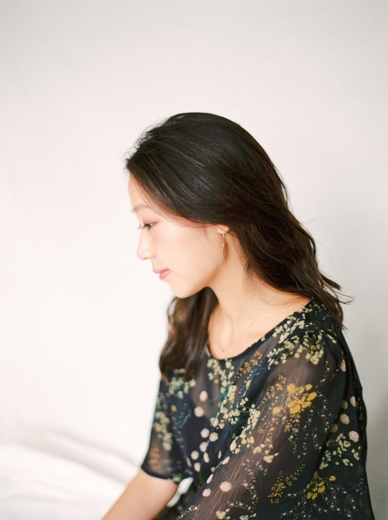 Nicholas-lau-nicholau-film-fine-art-photography-portraits-korean-asian-tea-pot-fuji-400-contax-645-pretty-beautiful-looking-down-thinking-girl