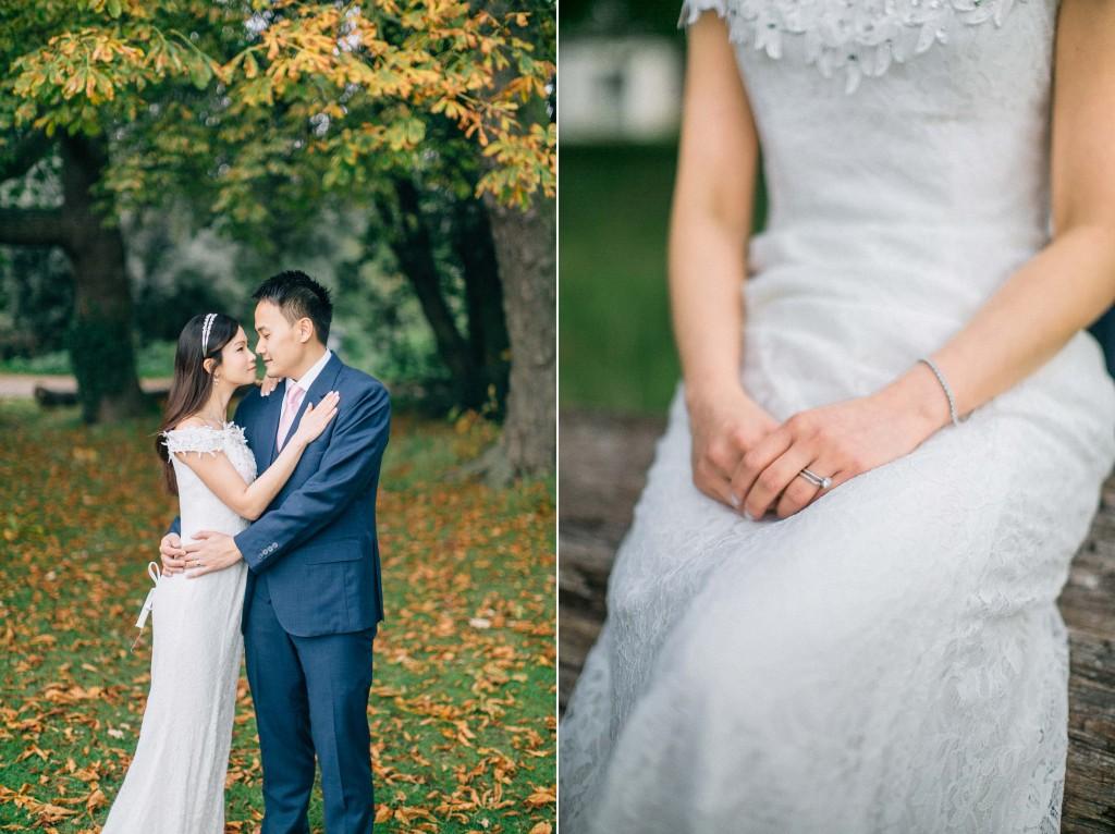 nicholas-lau-nicholau-wedding-marriage-fine-art-film-photography-blue-suit-chinese-love-dress-white-autumn-fall-leaves-bride-groom-details-dress-outdoors-hug