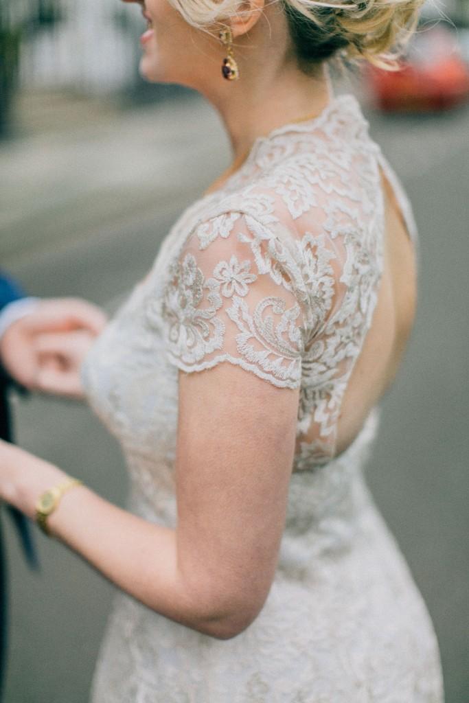 nicholas-lau-nicholau-wedding-photography-photographer-fine-art-film-winter-christmas-london-UK-modern-unique-the-arch-asia-house-backless-lace-white-dress