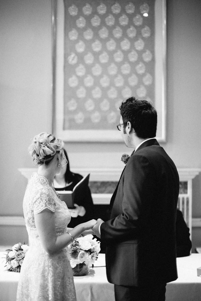 nicholas-lau-nicholau-wedding-photography-photographer-fine-art-film-winter-christmas-london-UK-modern-unique-the-arch-asia-house-black-white-ceremony-birde-groom-black-white