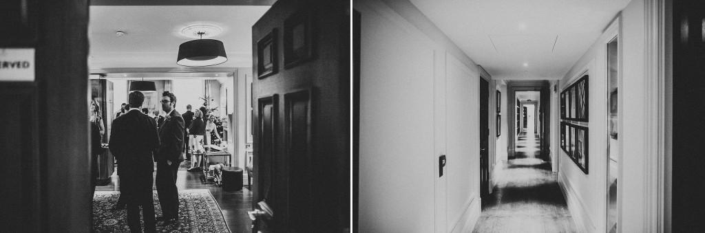 nicholas-lau-nicholau-wedding-photography-photographer-fine-art-film-winter-christmas-london-UK-modern-unique-the-arch-asia-house-black-white-hallway