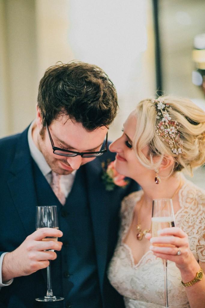 nicholas-lau-nicholau-wedding-photography-photographer-fine-art-film-winter-christmas-london-UK-modern-unique-the-arch-asia-house-bride-whisper-secret-love-to-husband