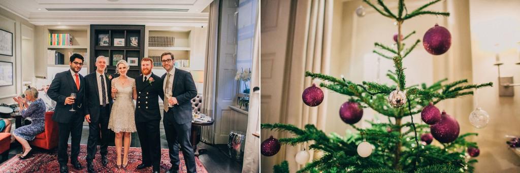 nicholas-lau-nicholau-wedding-photography-photographer-fine-art-film-winter-christmas-london-UK-modern-unique-the-arch-asia-house-group-photo-bride-grooms-men