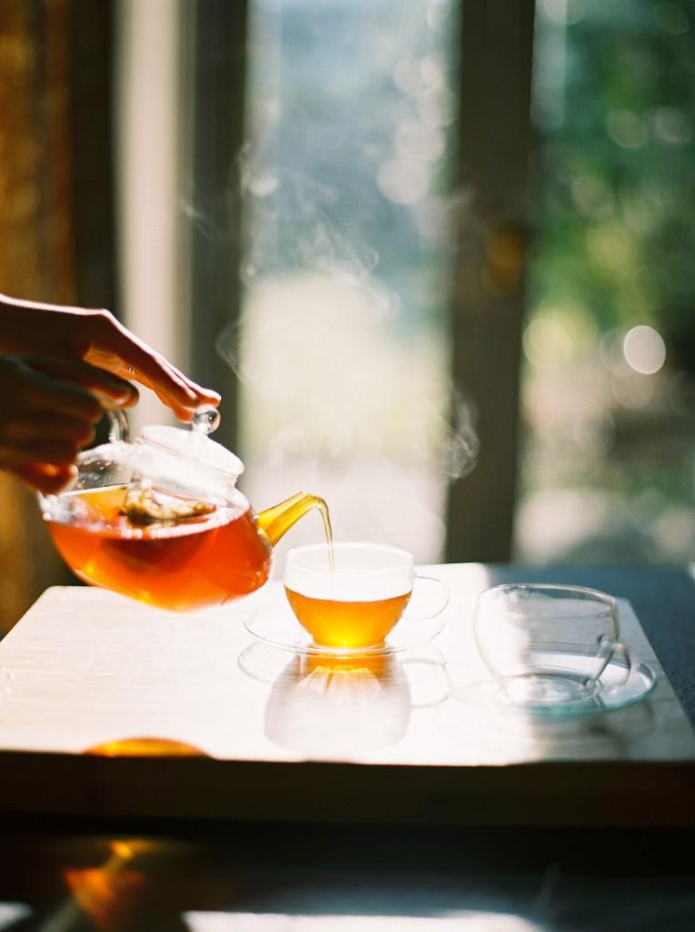 Coffee and Tea - Nicholas Lau