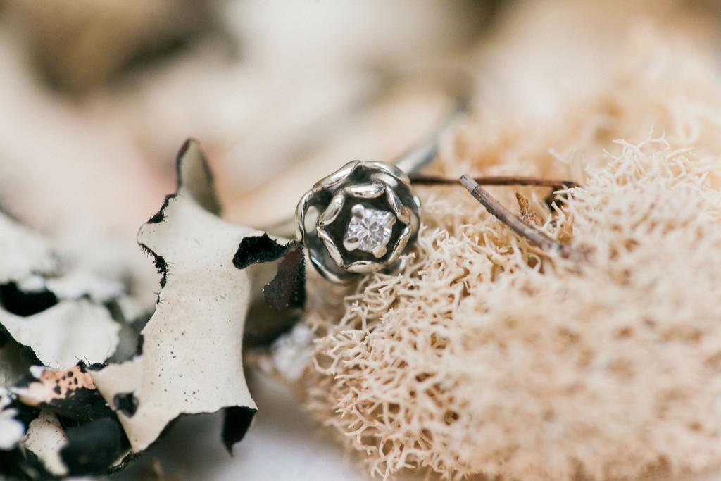 Nicholas-lau-nicholau-photo-photography-pearl-earring-shoot-wedding-film-fine-art-fuji-400-ring-antique-rustic-moss-macro-lens-diamond-rose-white-gold-engagement-ring