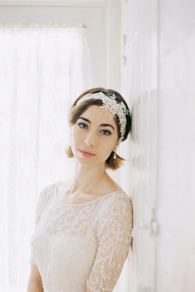 Nicholas-lau-photo-photography-nicholau-film-fine-art-fuji-400h-400-contax-645-ukfilm-lab-monsoon-wedding-dress-shoot-bridal-head-hair-accessories-pearls-the-pearl-earring-window-light-bokeh