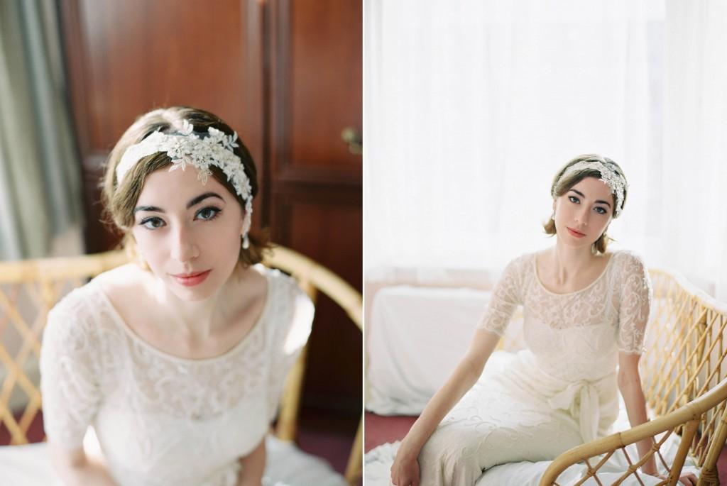 Nicholas-lau-photo-photography-nicholau-film-fine-art-fuji-400h-400-contax-645-ukfilm-lab-monsoon-wedding-dress-shoot-bridal-head-hair-accessories-pearls-the-pearl-earring-looking-up