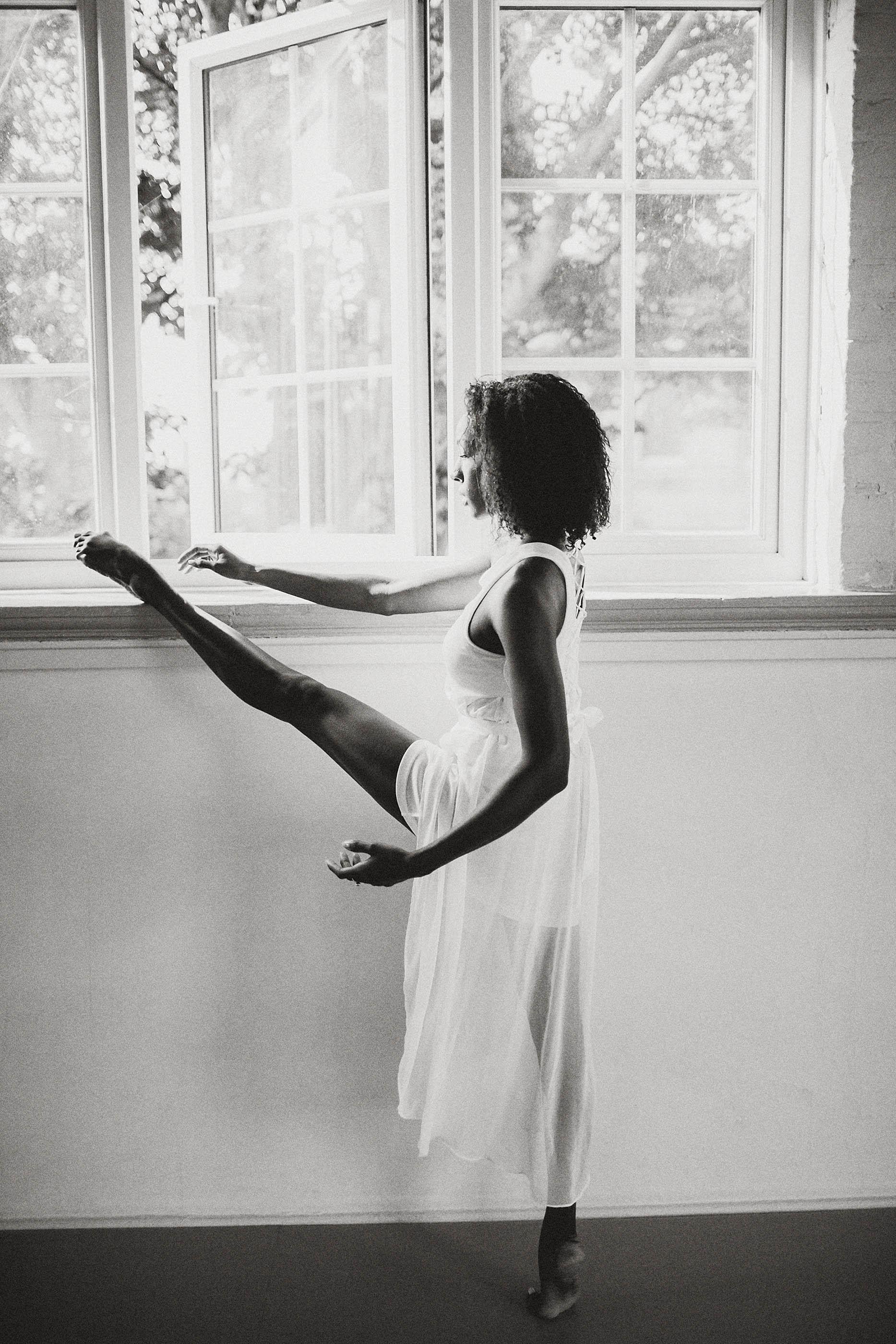 The Ballerina Nicholas Lau